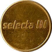 Jeton Selecta – revers