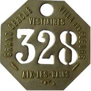 Grand Cercle Villa Des Fleurs (73) – avers