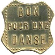 Bon pour une danse - Bal de la Défense, Arpany - Puteaux [92] – revers