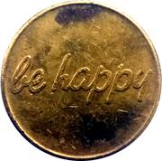 Be happy token – avers