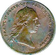 Médaille frappée par les états de Namur - couronnement de François II comme empereur à Francfort – avers