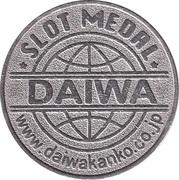 Game Token - Daiwa – avers