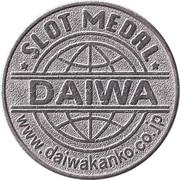 Game Token - Daiwa – revers