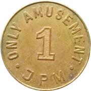 JPM token – avers