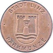 Jeton de stationnement - Linz (Bronze) – avers