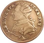 Louis XVII dauphin - Louis XVI – avers