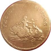 Louis XVII dauphin - Louis XVI – revers