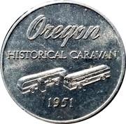 Oregon Historical Caravan -  avers
