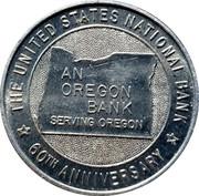 Oregon Historical Caravan -  revers