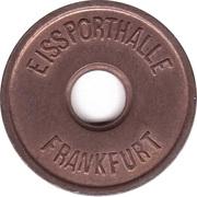 Public swimming pool token - Frankfurt (youth) – avers