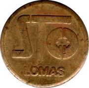 Jeton de stationnement - STO (Lomas de Zamora) – avers