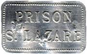 50 centimes - Prison Saint-Lazare - Paris [75] – avers
