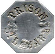 2 Francs - Prison Saint-Lazare - Paris [75] – avers