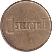 Safe deposit token - Ostertag (Ludwigsburg) – revers