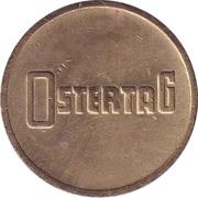 Safe deposit token - Ostertag (Rosenheim) – revers