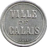 Soupe  - Ville de Calais [62] – revers