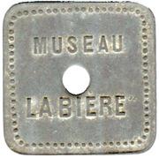 Museau - La Bière - Paris [75] – revers