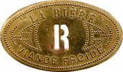 Viande Froide  -La Bière - Paris [75] – avers