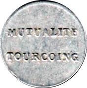Mutualité Tourcoing [59] – revers