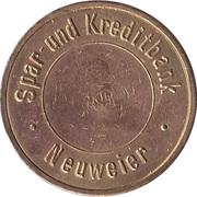 Safe deposit token - Pohlschröder (Neuweirer ) – avers