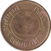 Safe deposit token - Pohlschröder (Flensburg) – avers