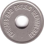Public Swimming Pool Token - Bad Breisig (Kurhaus) – avers