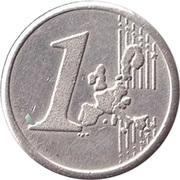Token - Der Euro Kommt – revers