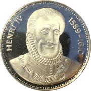 Henri IV 1589-1610 – avers
