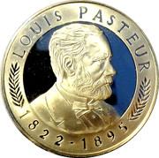 louis pasteur 1822-1895 – avers
