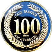 louis pasteur 1822-1895 – revers