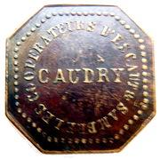 Charbon - Caudry Les Coopérateurs d'Escaut et Sambre - Cambrai [59] – avers