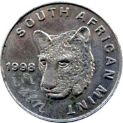 Coin World 1998 – avers