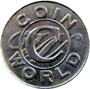 Coin World 1998 – revers
