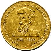 Vasco de gama 1469 - 1524 – avers