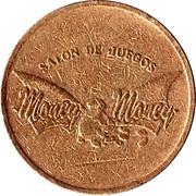 Game Token - Salon de Juegos Money-Money – revers