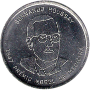 Bernardo Houssay (Argentine Heroes of Knowledge) – avers