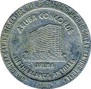 Aruba Concorde – avers