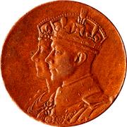 Médaille - Canada Royal Visit -  avers