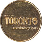 Toronto, Ontario - Convention & Tourist Bureau Medallion – avers