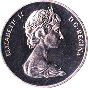 Nova Scotia - Royal Visit Medallion – avers