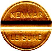 Kenmar Leisure Token – avers