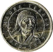 Token - I Grandi Protagonisti del Millennio (Madre Teresa) – avers
