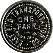 One Fare - East End Transportation Co. – avers