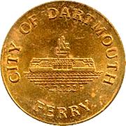 1 Fare (City of Dartmouth) – avers