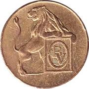 Token - Bayerische Vereinsbank (1977) – revers