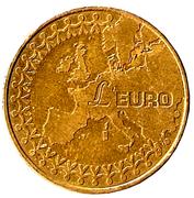 Jeton - L'euro -  revers