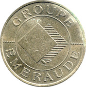 Casino Bagnoles-de-l'Orne (61) - 10 francs – revers
