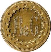10 centimes à consommer - B&G – avers