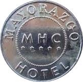 Mayorazgo Hotel Casino – avers