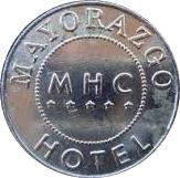 Mayorazgo Hotel Casino – revers